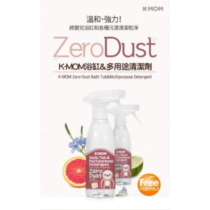 K-mom Zero Dust Bathtub & Multipurpose Detergent 400ml