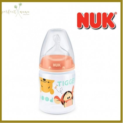 NUK First Choice+ Disney 150ml Bottle Winnie The Pooh