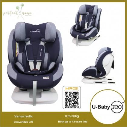 Ubaby Venus Convertible Car Seat