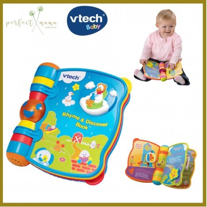 Vtech Peek-A-Boo Baby Musical Book