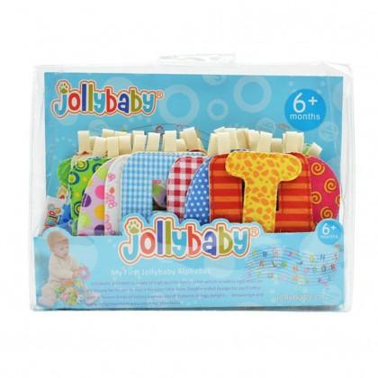 Jollybaby My First Jollybaby Alphabet
