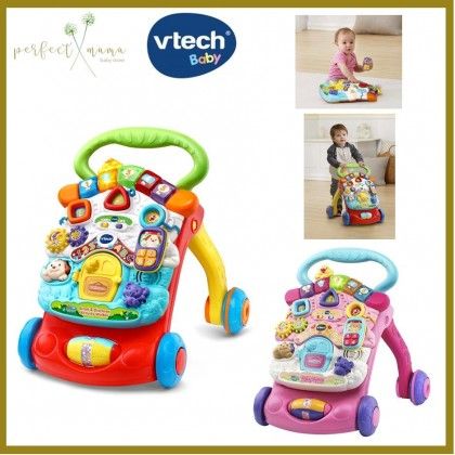 Vtech Sit To Stand Stroll & Discover Activity Walker