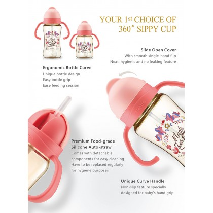 Simba Dorothy Wonderland PPSU Feeding Bottle Collection Starter Set