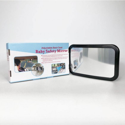 Baby & Infant Car Seat Rear-View / Safety Mirror