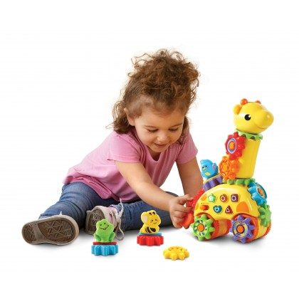 Vtech Gear Play Giraffe