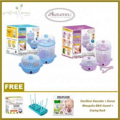 Autumnz 2 in1 Steriliser & Food steamer