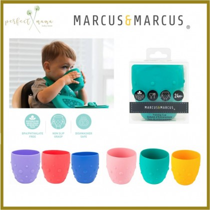 Marcus & Marcus Silicone Training Cup 2yrs+