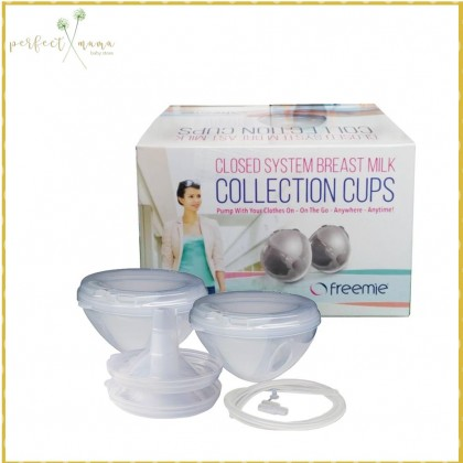 Freemie Closed System Collection Cup Set
